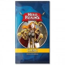 Hero Realms - Deck de Héros - Clerc VF