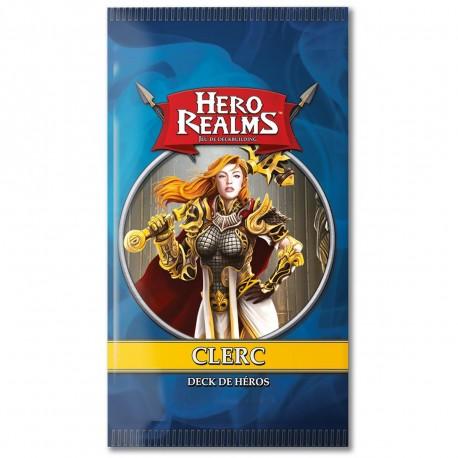 Hero Realms - Deck de Héros - Clerc VF