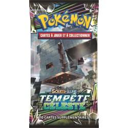 Booster Pokémon Soleil et Lune 7 - Tempête Céleste