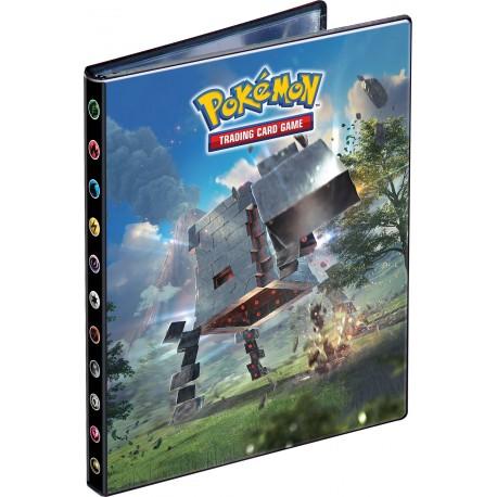 Cahier range-cartes Pokémon Soleil & Lune 7 - A5