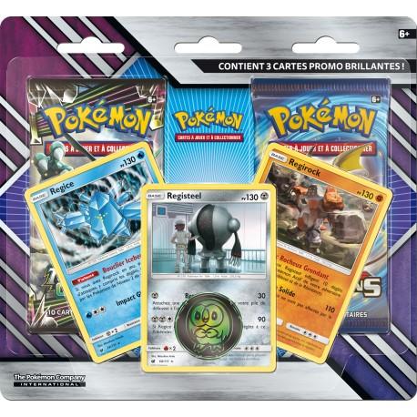 Pack Pokemon Soleil et Lune 7 - Tempête Céleste - 2 Boosters