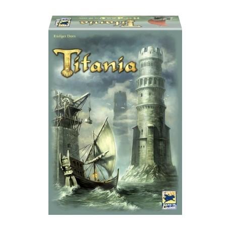 Titania - Jeux de société