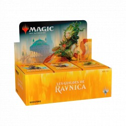 Magic the Gathering : Guildes de Ravnica - Boite de 36 Boosters - VF