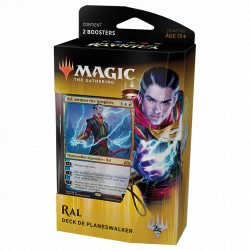 Magic the Gathering : Guildes de Ravnica - Planeswalker Deck - Deck Ral