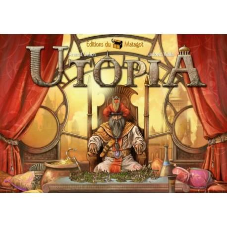 Utopia - Jeux de société