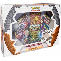 Coffret Pokémon - 6 Boosters