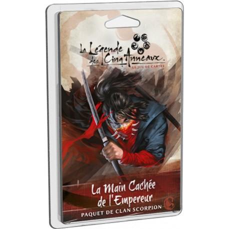 La Légende des Cinq Anneaux - JCE - La Main Cachée de l'Empereur
