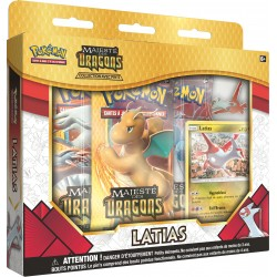Coffret Pokémon SL 7.5 Majesté des Dragons - Latias