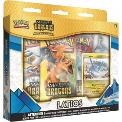 Coffret Pokémon SL 7.5 Majesté des Dragons - Latios