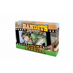 Colt Express - Bandits - Cheyenne