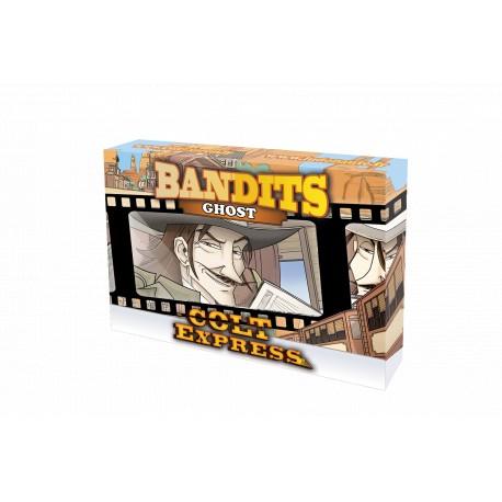 Colt Express - Bandits - Ghost