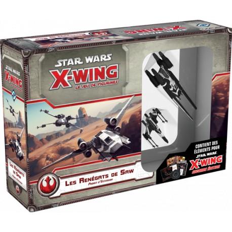 X-Wing - Le Jeu de Figurines - Les Renégats de Saw