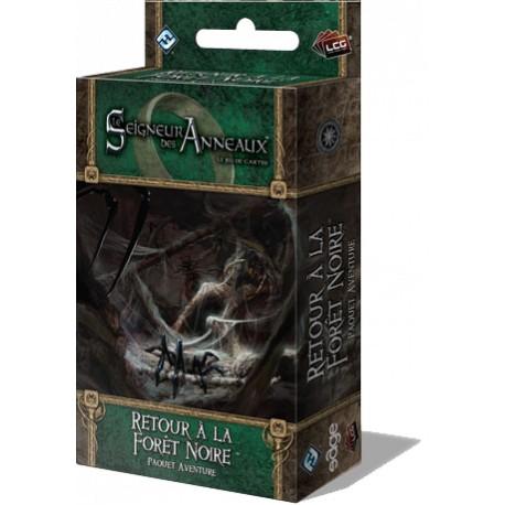 Le Seigneur des Anneaux - Le Jeu de Cartes - Retour à la Forêt Noire