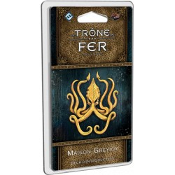 Le Trône de Fer - JCE - Maison Greyjoy Deck d'introduction