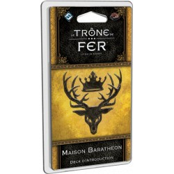 Le Trône de Fer - JCE - Maison Baratheon Deck d'introduction