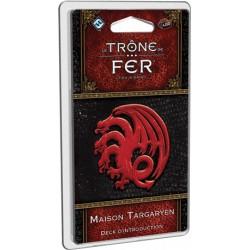 Le Trône de Fer - JCE - Maison Targaryen Deck d'introduction