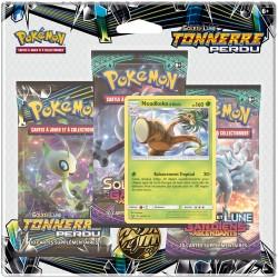 Pack Pokémon Soleil et Lune 8 - Tonnerre Perdu - Noadkoko d'Alola