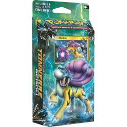 Starter Pokémon Soleil et Lune 8 - Tonnerre Perdu - Invocateur de Tempête