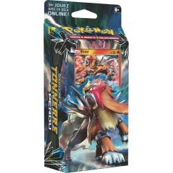 Starter Pokémon Soleil et Lune 8 - Tonnerre Perdu - Brasier Volcanique