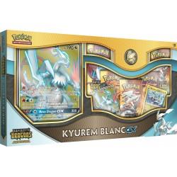 Coffret Pokémon SL 7.5 Majesté des Dragons - Kyurem Blanc-GX