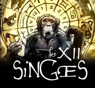 Les 12 Singes