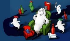 Des jeux de société sur les fantômes