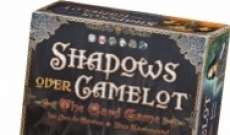 Shadows over Camelot - Carte Merlin